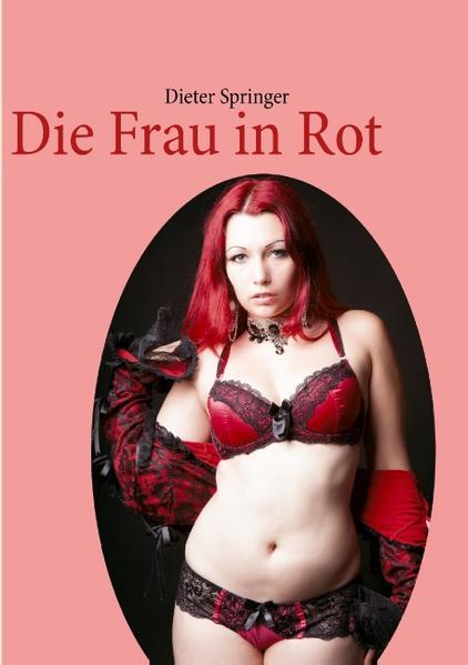 Die Frau in Rot - Coverbild