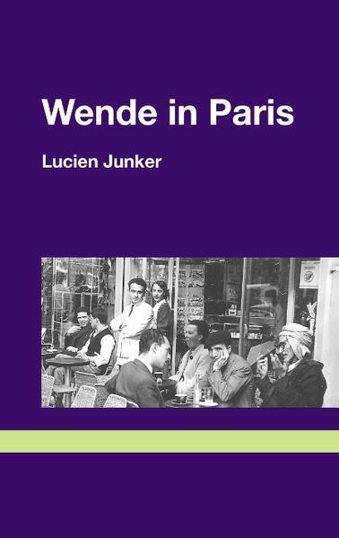 Wende in Paris - Coverbild