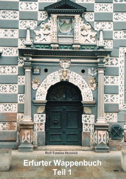 Erfurter Wappenbuch Teil 1 - Coverbild