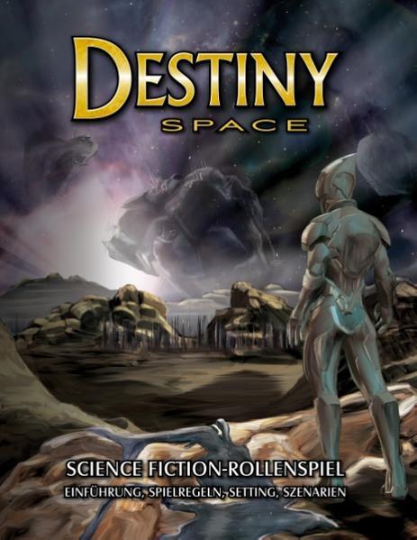 Destiny Space - Coverbild