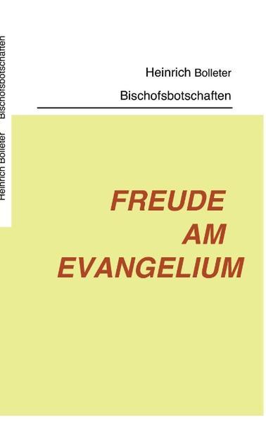 Freude am Evangelium - Coverbild