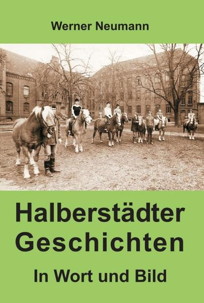 Halberstädter Geschichten - Coverbild