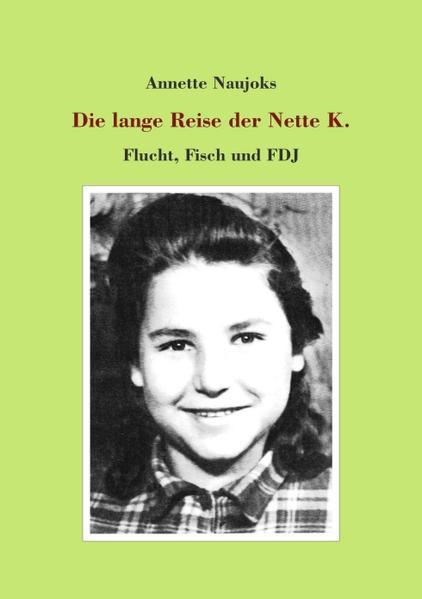 Die lange Reise der Nette K. - Coverbild