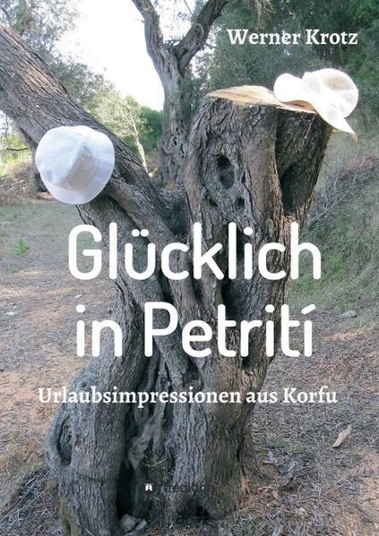 Glücklich in Petrití - Coverbild