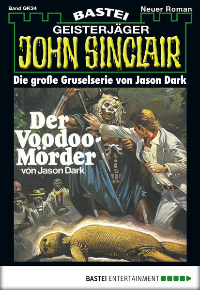 John Sinclair Gespensterkrimi - Folge 34 - Coverbild