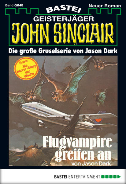 John Sinclair Gespensterkrimi - Folge 48 - Coverbild
