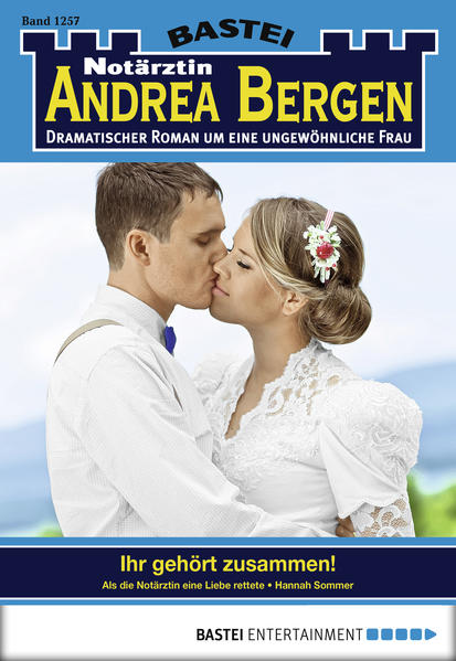 Notärztin Andrea Bergen - Folge 1257 - Coverbild