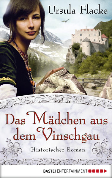 Das Mädchen aus dem Vinschgau - Coverbild