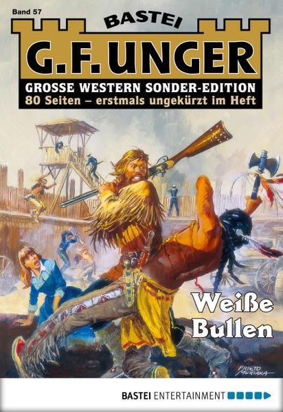 G. F. Unger Sonder-Edition - Folge 057 - Coverbild