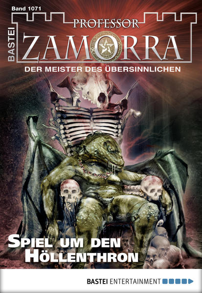 Professor Zamorra - Folge 1071 - Coverbild