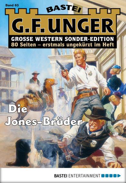 Ebooks G. F. Unger Sonder-Edition - Folge 063 PDF Herunterladen
