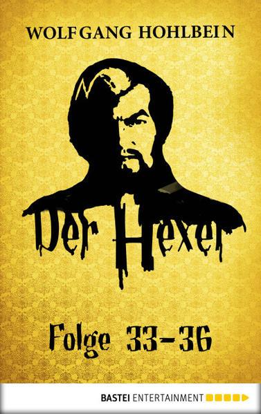 Der Hexer -  Folge 33-36 - Coverbild