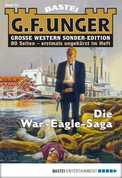 G. F. Unger Sonder-Edition - Folge 074 - Coverbild