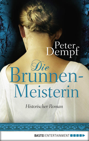 Die Brunnenmeisterin - Coverbild