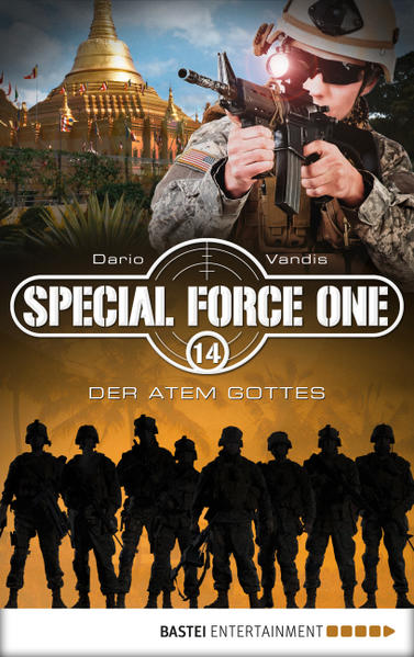 Special Force One 14 - Coverbild