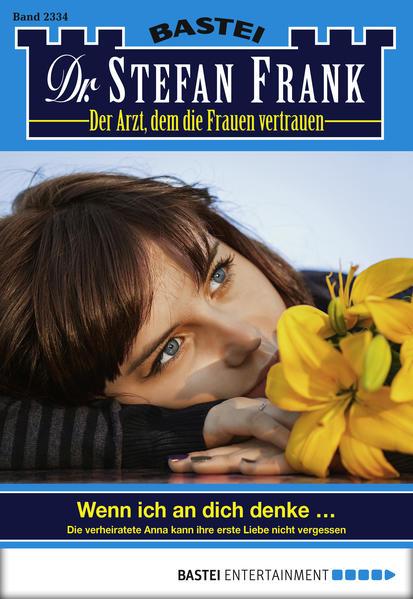 Dr. Stefan Frank - Folge 2334 - Coverbild