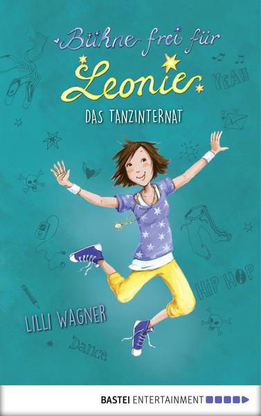 Bühne frei für Leonie - Das Tanzinternat - Coverbild