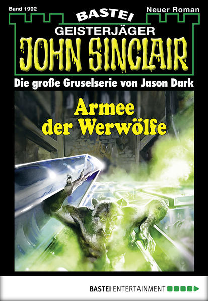 John Sinclair - Folge 1992 - Coverbild