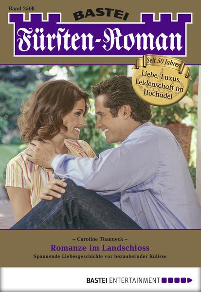 Fürsten-Roman - Folge 2508 - Coverbild