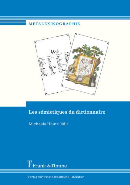 Les sémiotiques du dictionnaire - Coverbild