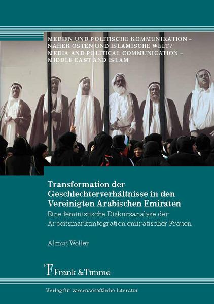 Transformation der Geschlechterverhältnisse in den Vereinigten Arabischen Emiraten - Coverbild