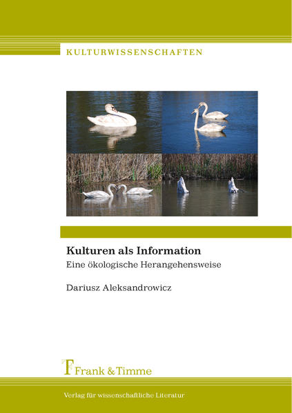 Kulturen als Information - Coverbild