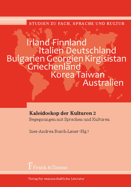Kaleidoskop der Kulturen 2 - Coverbild