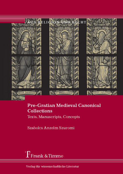 Pre-Gratian Medieval Canonical Collections - Coverbild