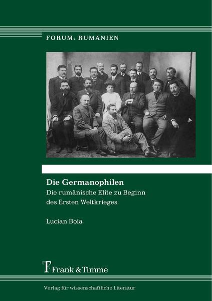 Die Germanophilen - Coverbild