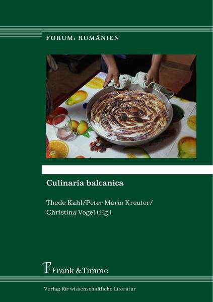 Culinaria balcanica - Coverbild