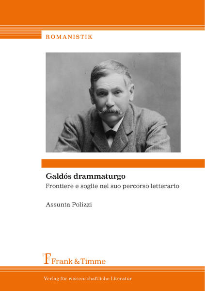 Galdós drammaturgo - Coverbild