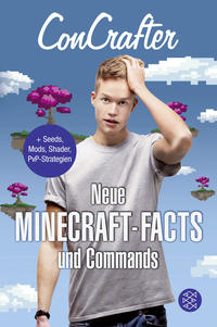 ConCrafter – Neue Minecraft-Facts und Commands Cover