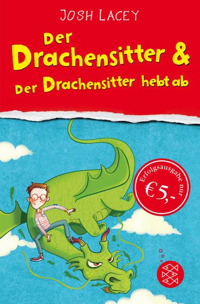 Der Drachensitter & Der Drachensitter hebt ab - Coverbild