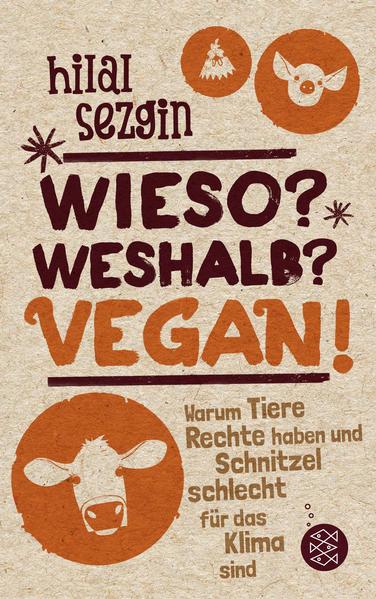 Wieso? Weshalb? Vegan! - Coverbild