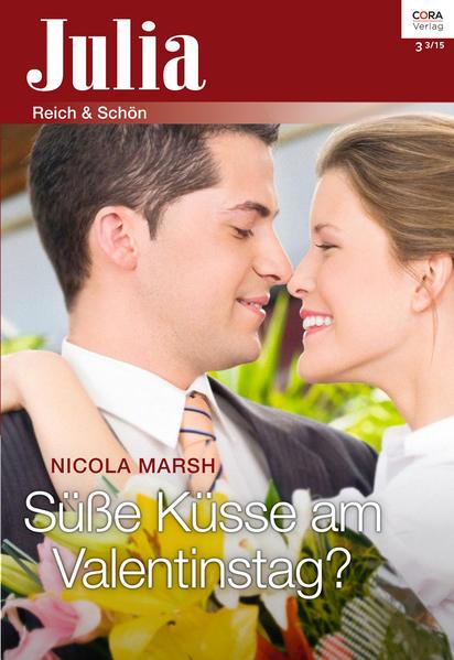 Süße Küsse am Valentinstag? - Coverbild