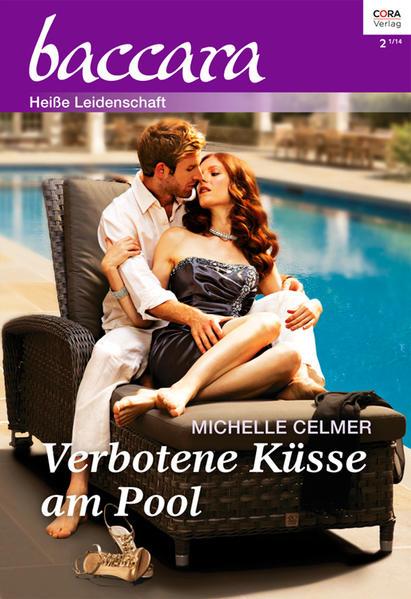 Verbotene Küsse am Pool - Coverbild
