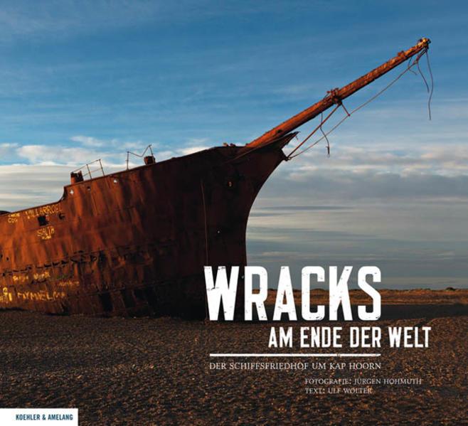 Wracks am Ende der Welt - Coverbild