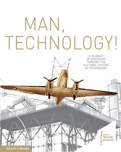 Man, Technology! - Coverbild