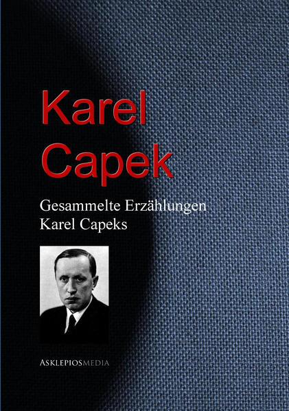 Gesammelte Erzählungen von Karel Capeks - Coverbild