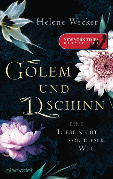 Golem und Dschinn - Eine Liebe nicht von dieser Welt - Coverbild