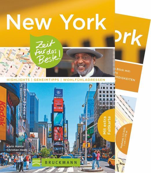 New York – Zeit für das Beste - Coverbild