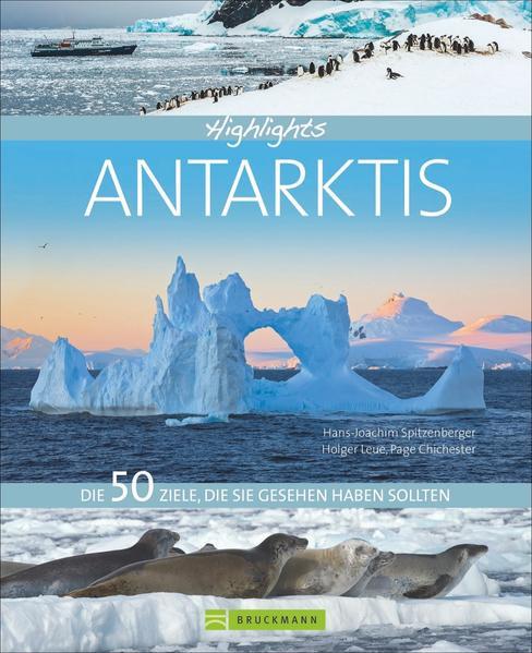 Highlights Antarktis - Coverbild