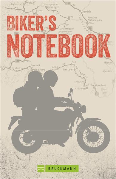Biker's Notebook - Coverbild