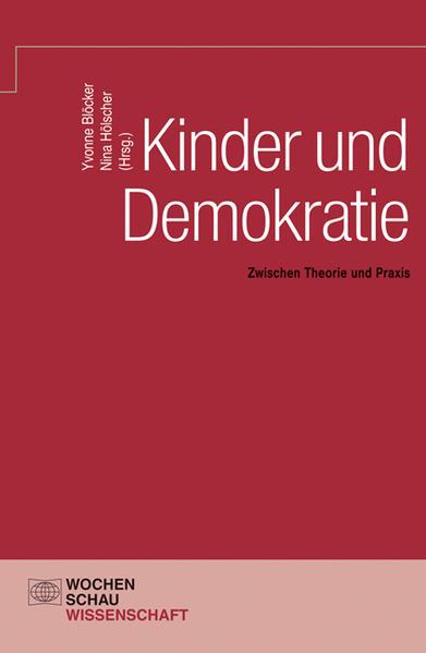 Kinder und Demokratie - Coverbild