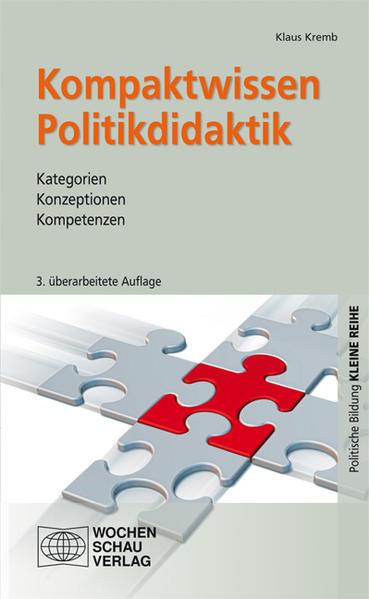 Kompaktwissen Politikdidaktik - Coverbild