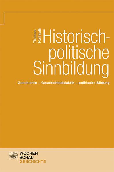 Historische-politische Sinnbildung - Coverbild