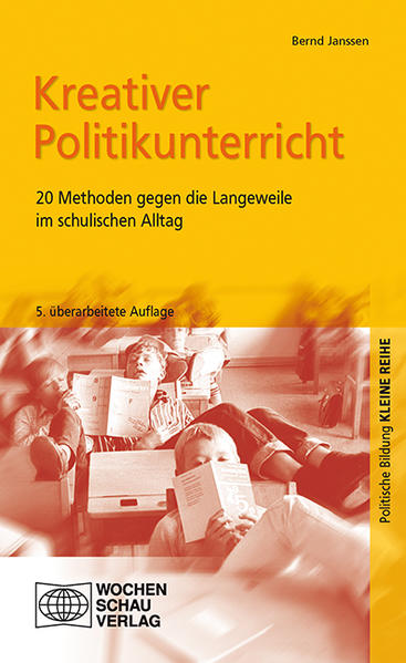 Kreativer Politikunterricht - Coverbild