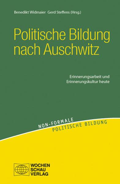 Politische Bildung nach Auschwitz - Coverbild