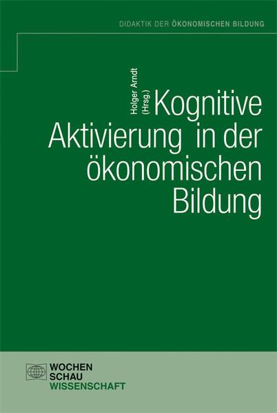 Kognititve Aktivierung in der ökonomischen Bildung - Coverbild