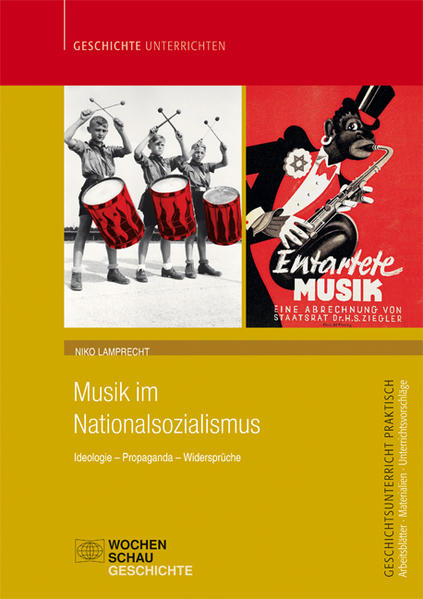 Musik im Nationalsozialismus - Coverbild
